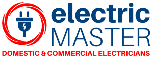 Electric Master | Electrician Logo