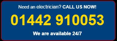 Electrician in Hemel Hempstead